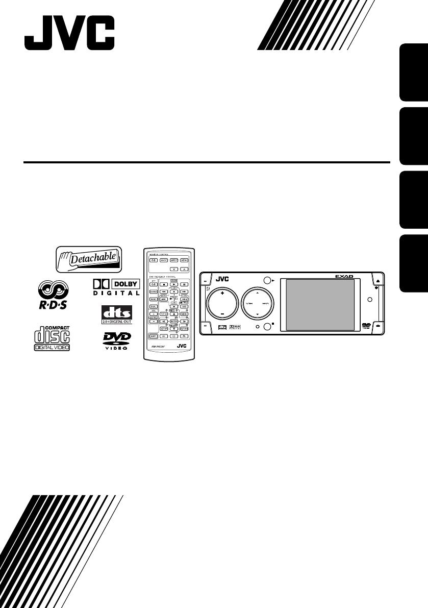 handleiding jvc kd avx1 pagina 1 van 283 deutsch english rh gebruikershandleiding com