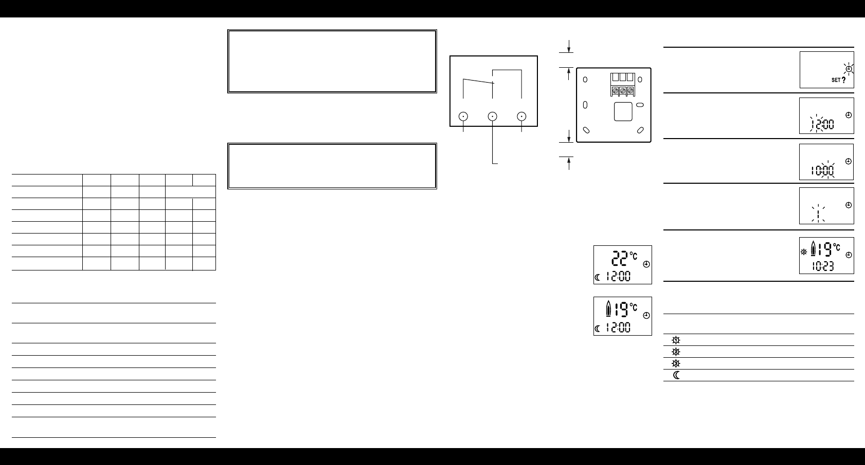 Handleiding drayton erie digistat 3 pagina 1 van 2 english wiring schematic wall plate clearances swarovskicordoba Images