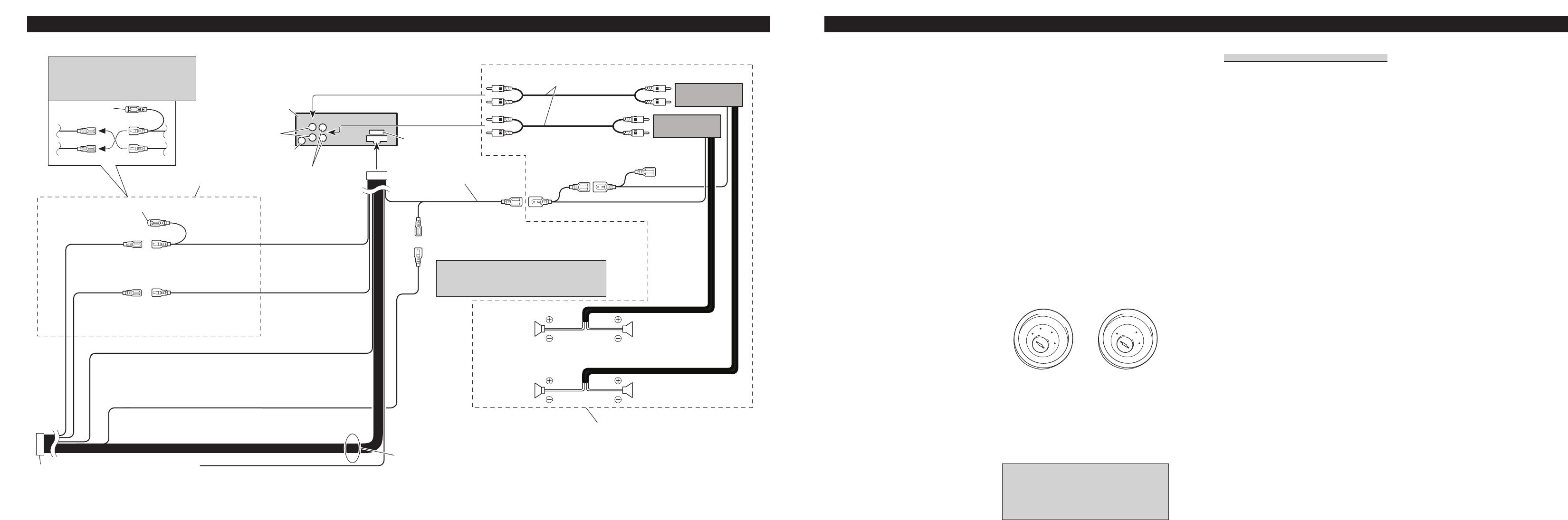 Handleiding Pioneer DEH-3400R (pagina 3 van 6) (Deutsch, English ...