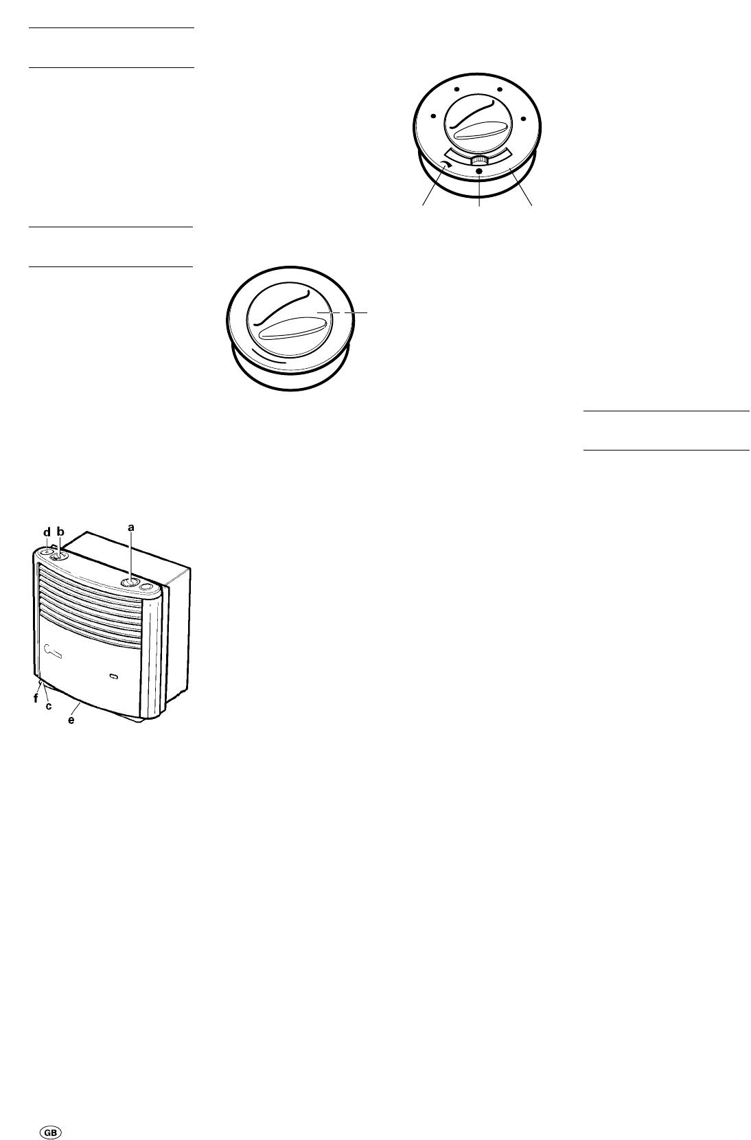 Handleiding Trumatic S55T (pagina 6 van 24) (Dansk, Deutsch, English ...