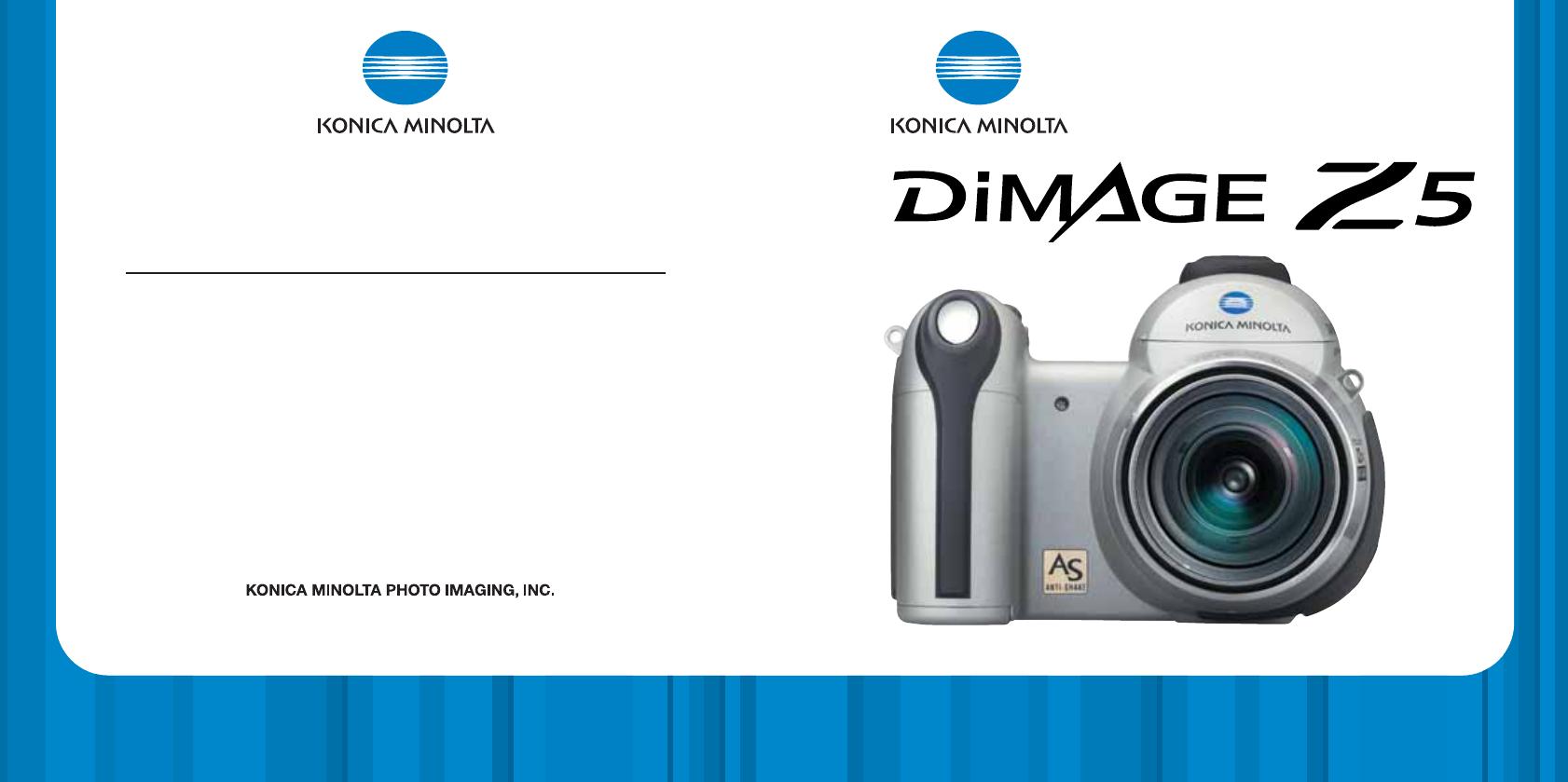 Minolta Dimage Z5
