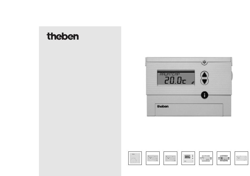 handleiding theben ramses 811 top pagina 1 van 17. Black Bedroom Furniture Sets. Home Design Ideas