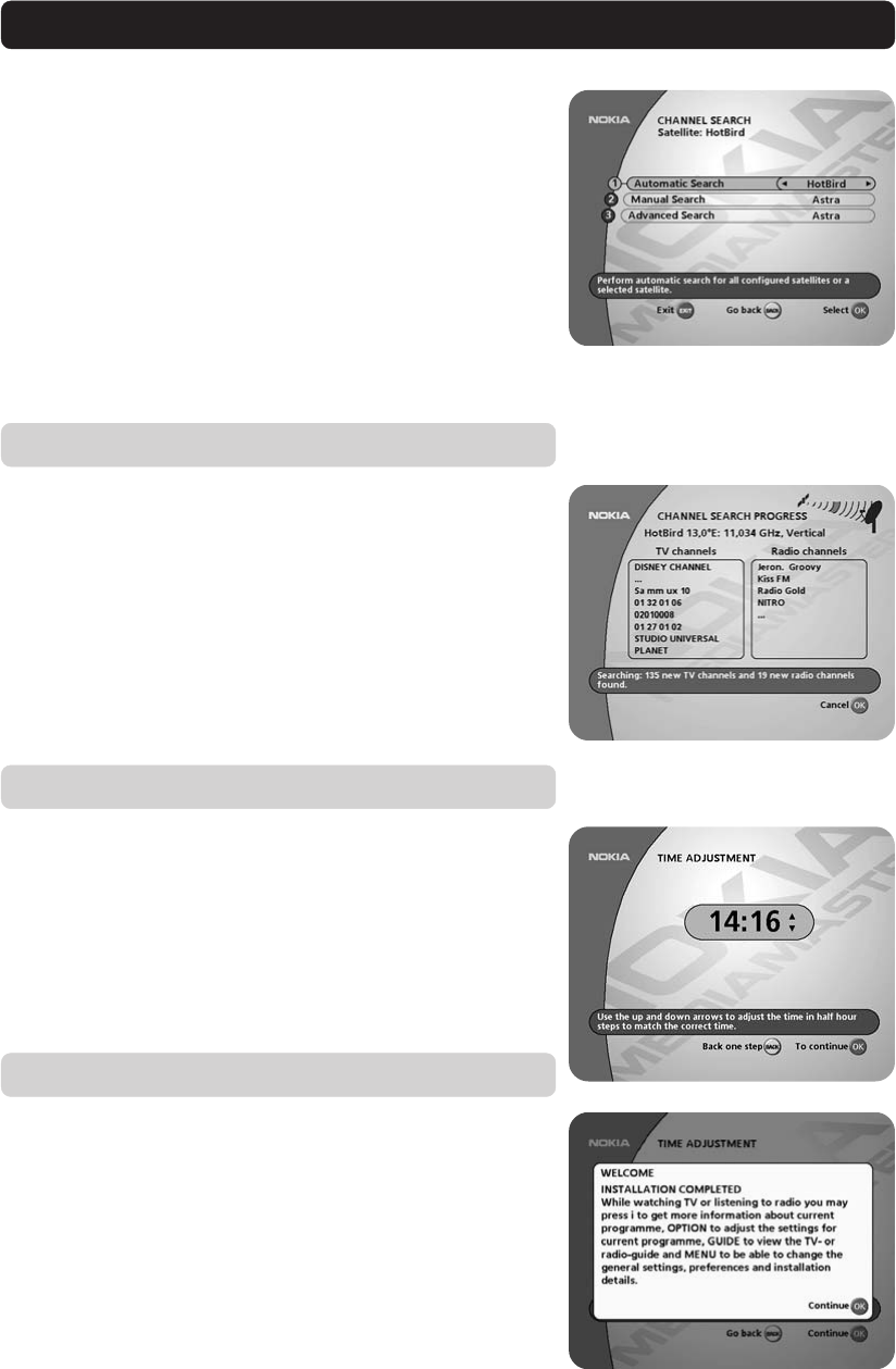 Handleiding Nokia MEDIAMASTER 9802 S (pagina 19 van 50