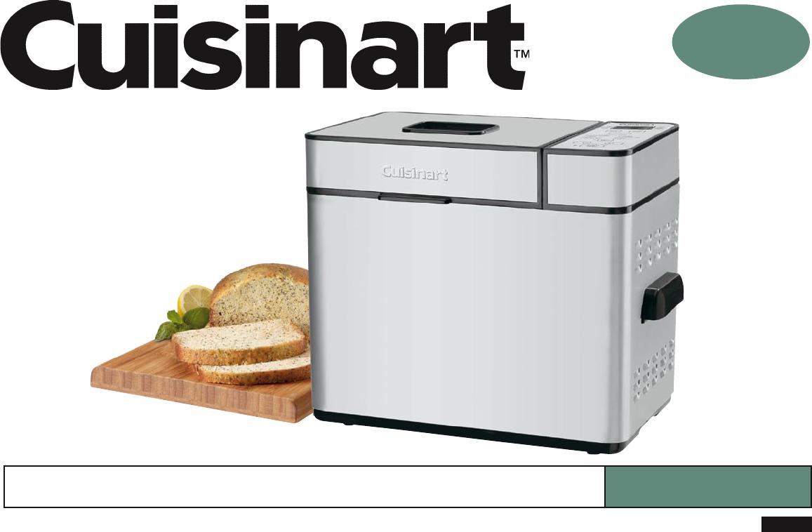 Cuisinart broodbakmachine ontwerp keuken accessoires for Keuken ontwerp programma downloaden