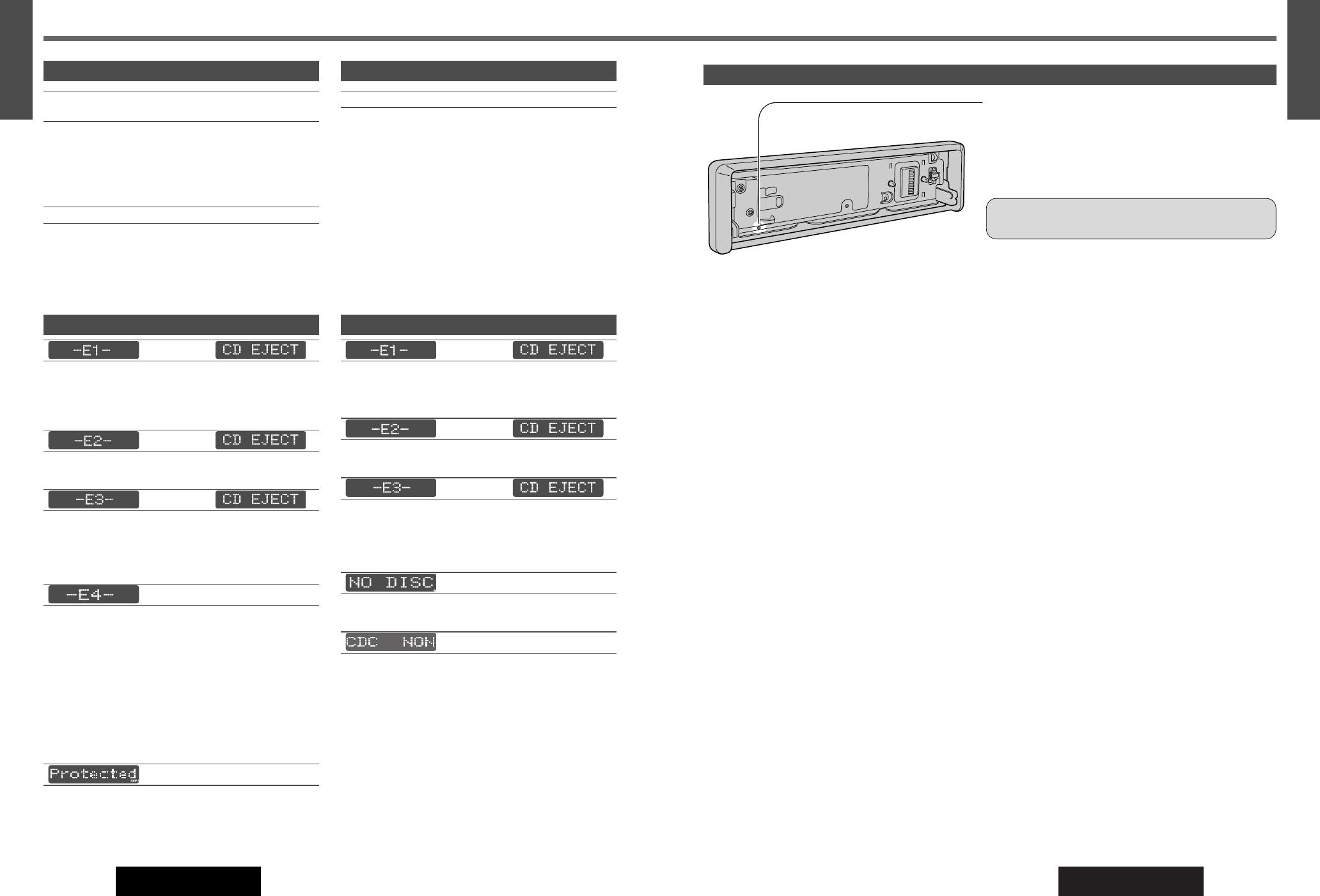 Handleiding Panasonic cq-hx1083n (pagina 18 van 23) (English)