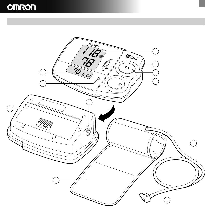 Handleiding Omron M7