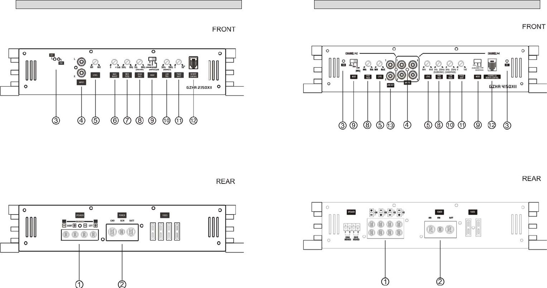 Handleiding Ground zero GZHA 5125 X (pagina 12 van 48) (Deutsch)