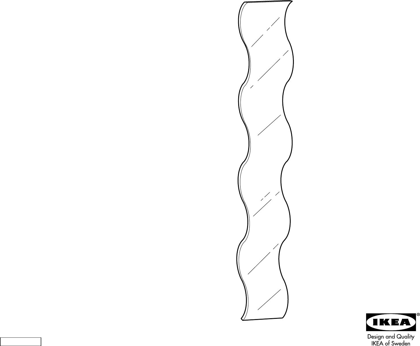 Ikea Spiegel handleiding ikea krabb spiegel pagina 1 4 dansk