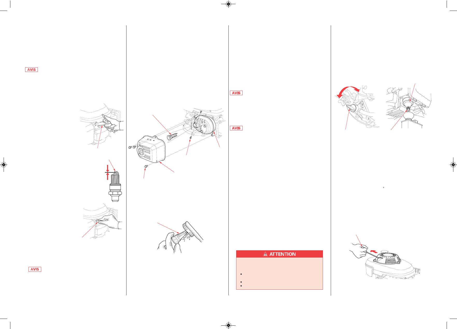 handleiding honda honda engines gcv135 (pagina 13 van 56) (deutsch