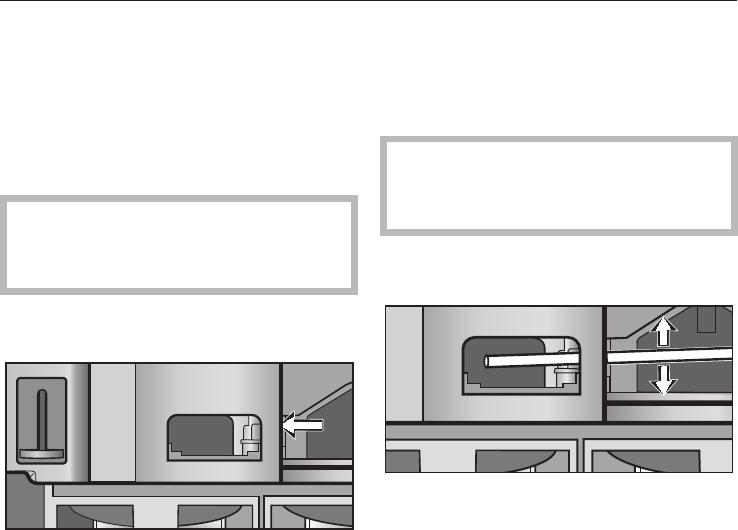 handleiding miele cva 3660 pagina 66 van 76 deutsch. Black Bedroom Furniture Sets. Home Design Ideas