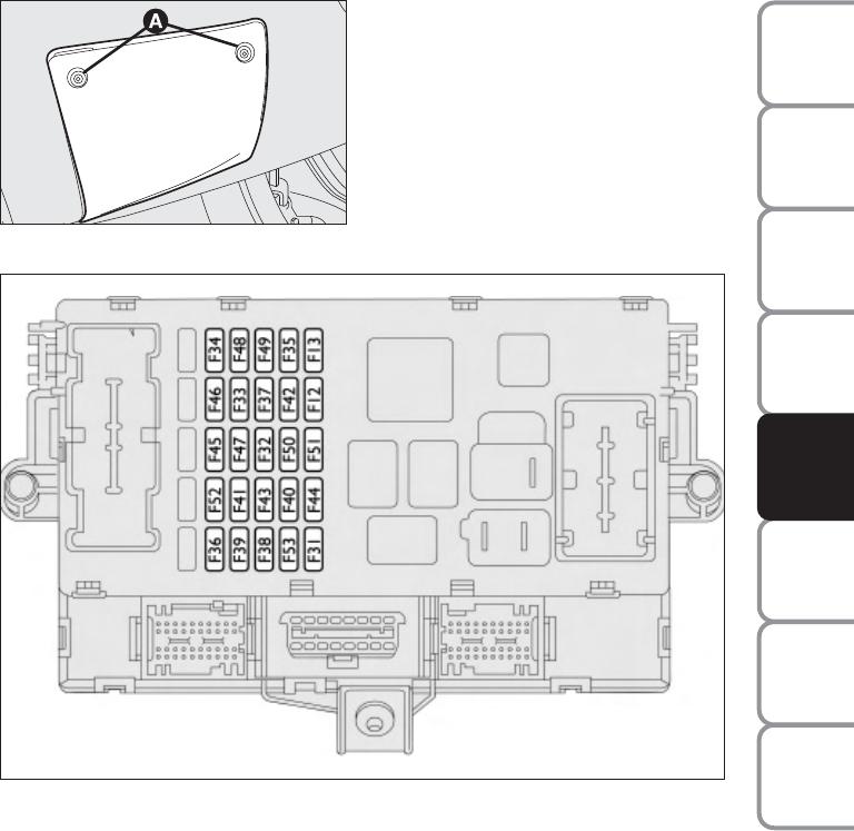 handleiding fiat ducato 250 1 pagina 160 van 242. Black Bedroom Furniture Sets. Home Design Ideas