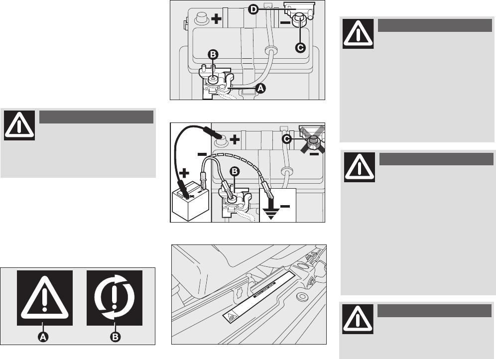 Handleiding Fiat 500 Start En Stop Systeem Pagina 1 Van 4
