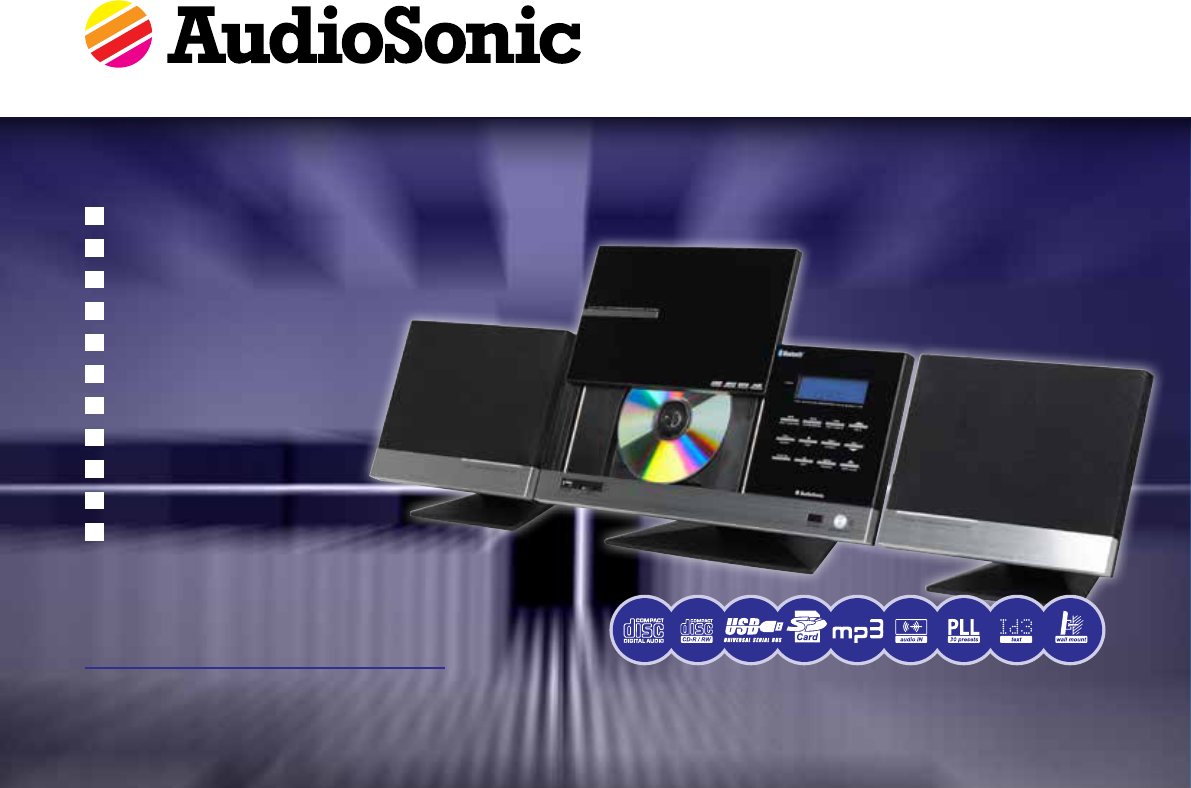 handleiding audiosonic hf