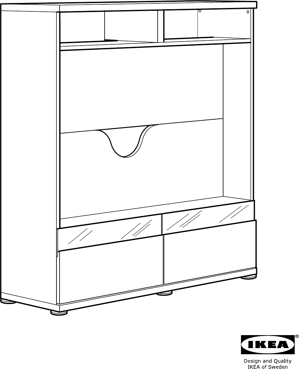 Ikea Besta Tv Meubel Kast.Handleiding Ikea Besta Boas Tv Meubel Pagina 32 Van 32 Alle Talen