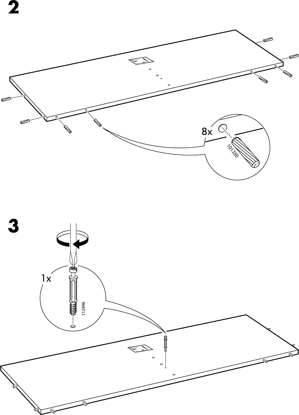 Benno Tv Meubel Ikea.Handleiding Ikea Benno Tv Meubel Op Wielen Pagina 5 Van 12 Alle