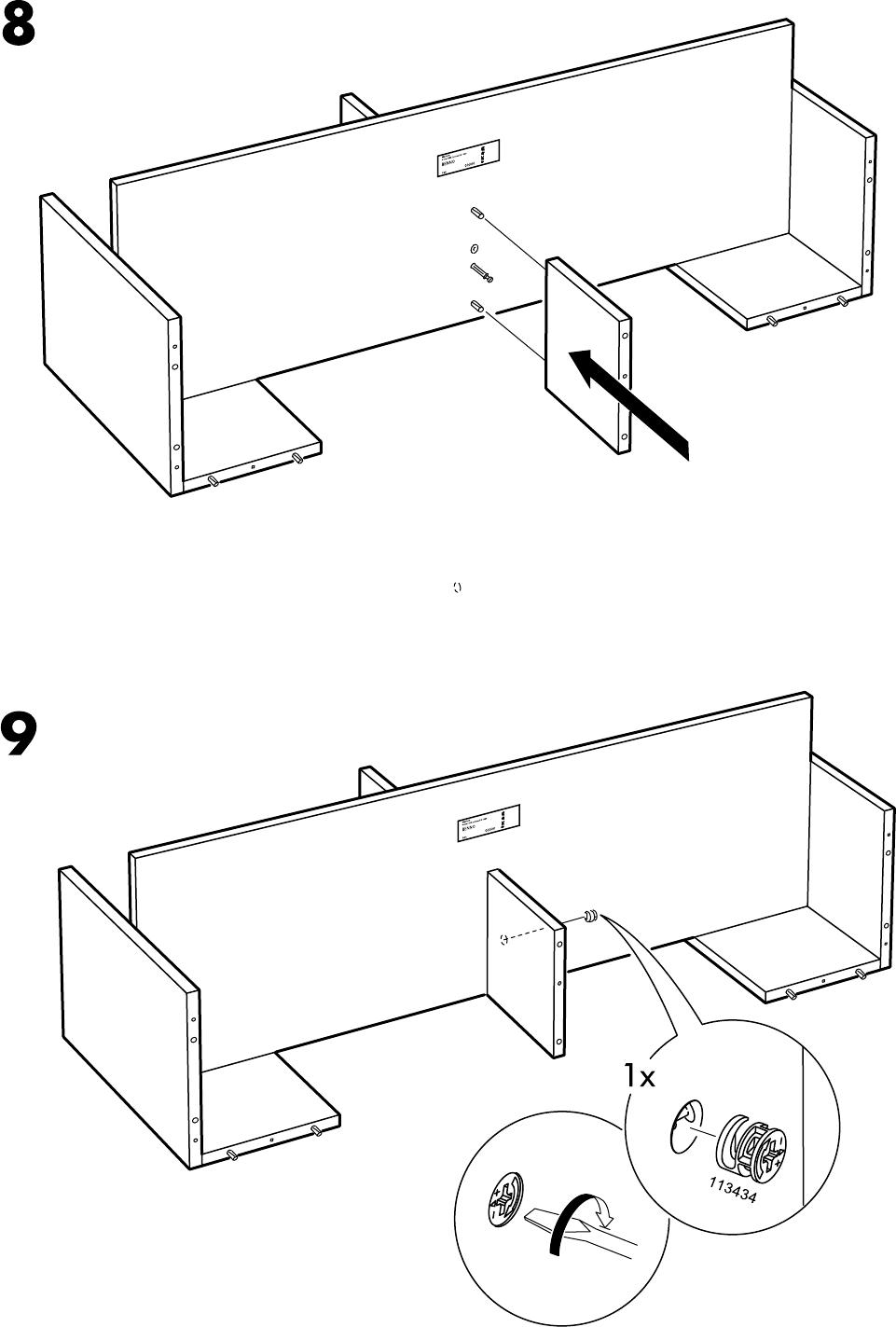 Benno Tv Meubel Ikea.Handleiding Ikea Benno Tv Meubel Op Wielen Pagina 10 Van 12