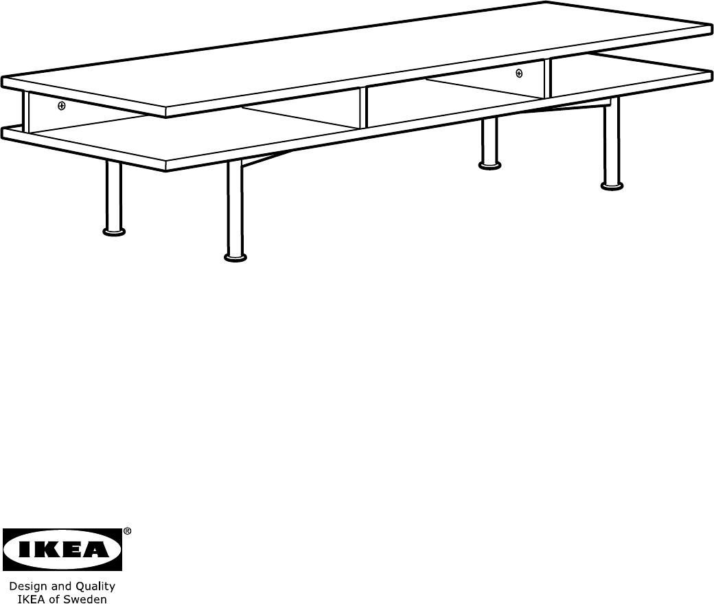 Handleiding Ikea Tofteryd Tv Meubel Pagina 1 Van 12 Alle Talen  # Tofteryd Meuble Tv