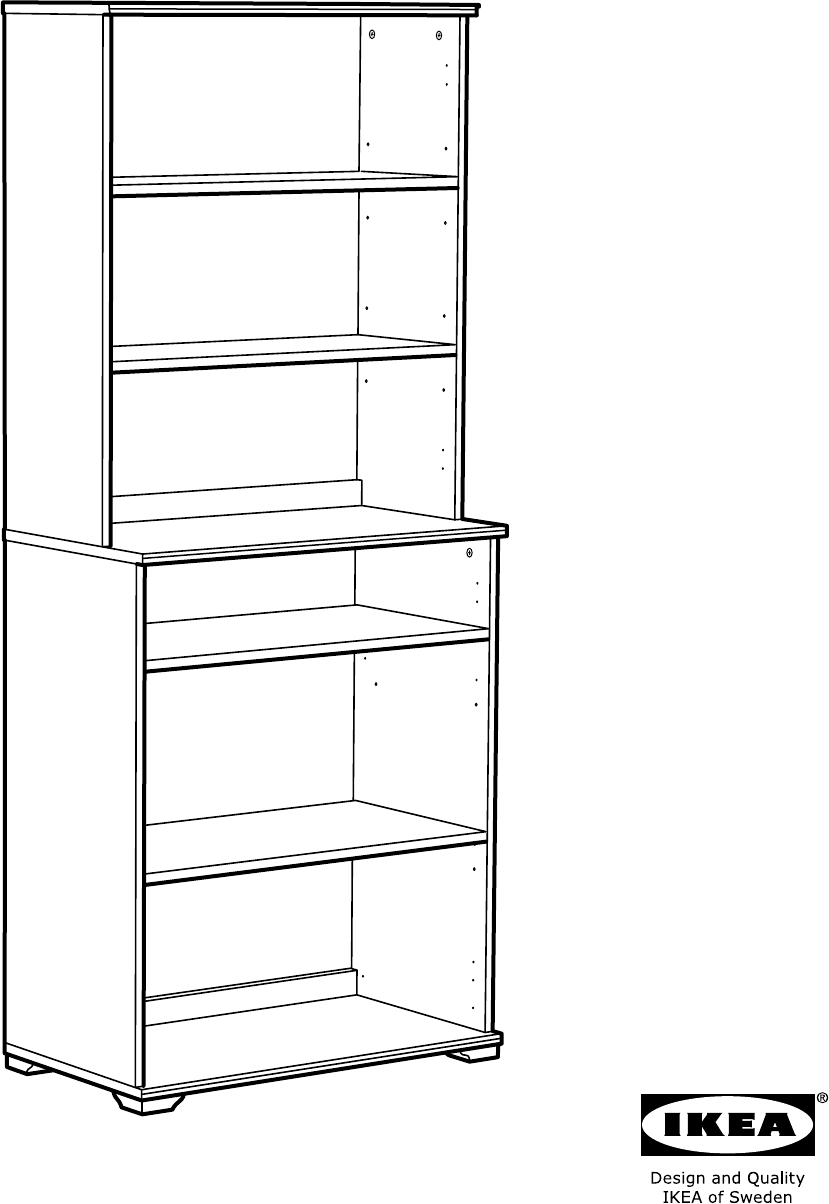 Ikea Ideas For Small Living Room ~ Ikea woonkamer kast  Handleiding Ikea BORGSJO open kast (pagina 1 van