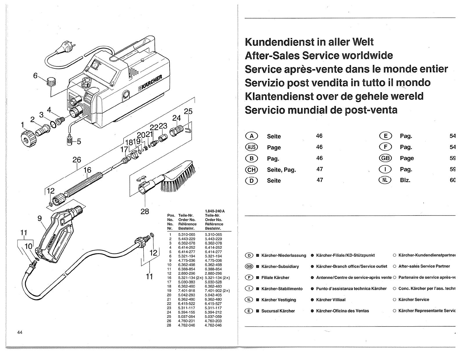 karcher hds 6 14c manual