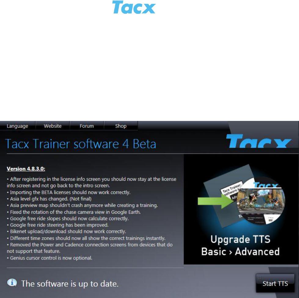 Tacx Trainer Crack