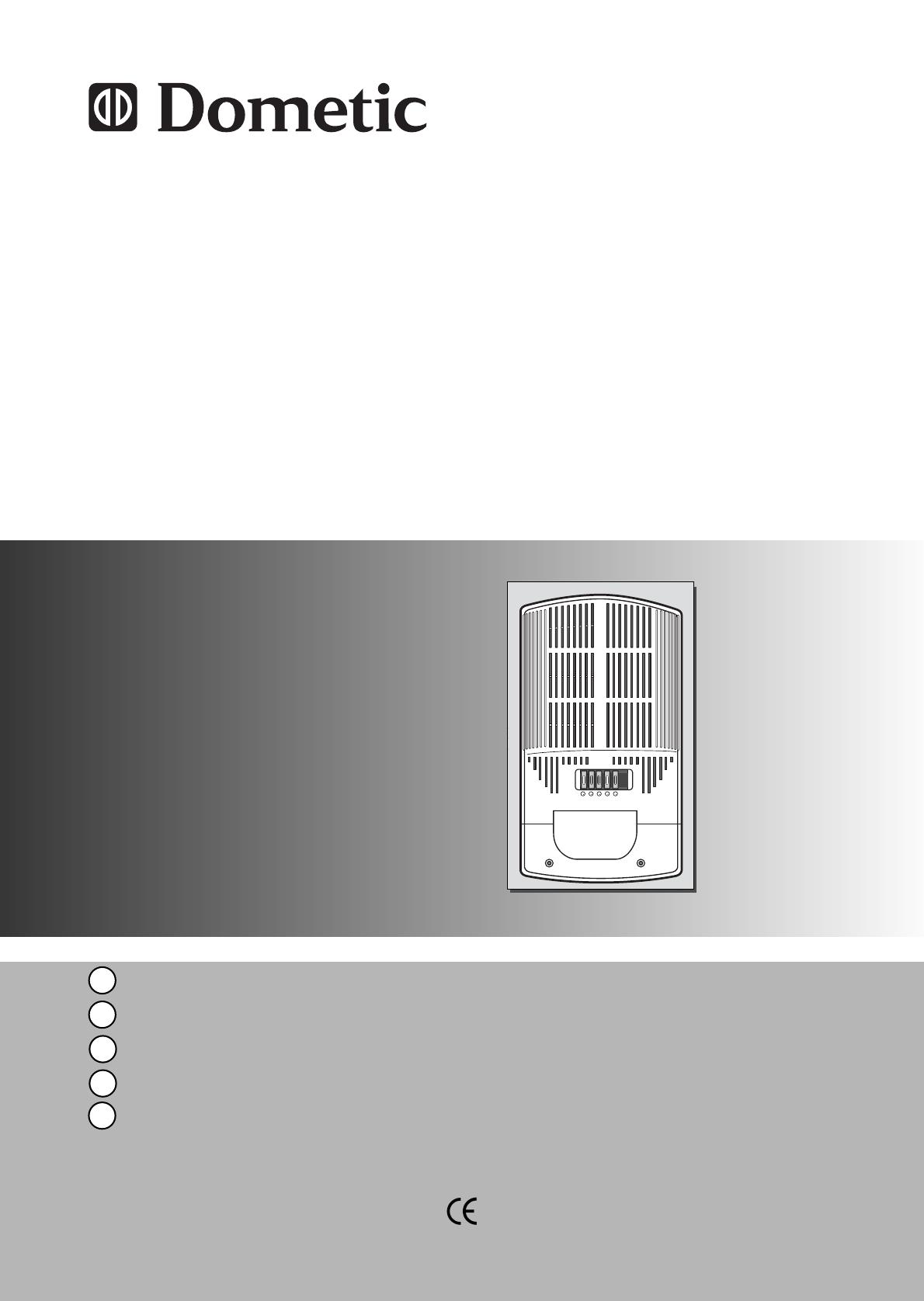 Handleiding Dometic Converter 230V - 12V (pagina 9 van 40) (Deutsch ...