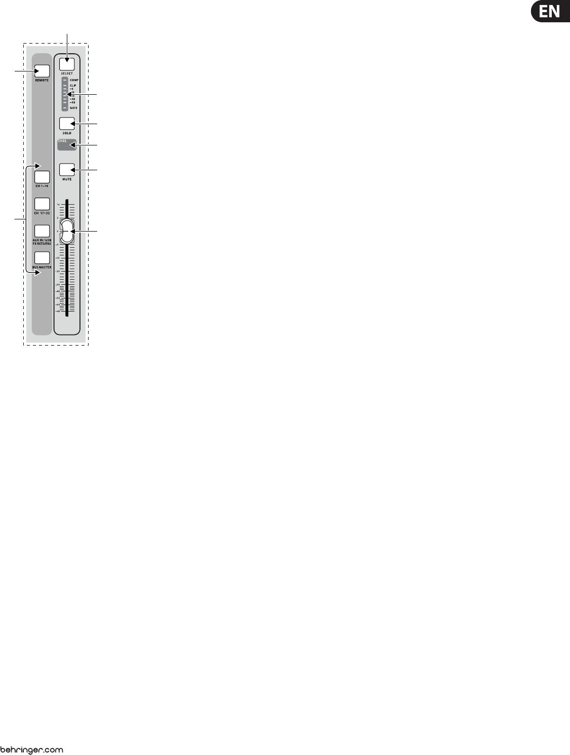 behringer x32 producer user manual