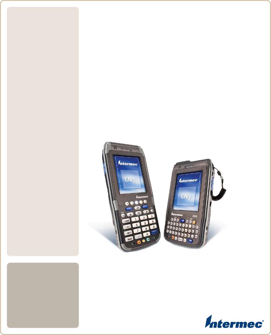 Intermec CN3 Windows Mobile 6.1