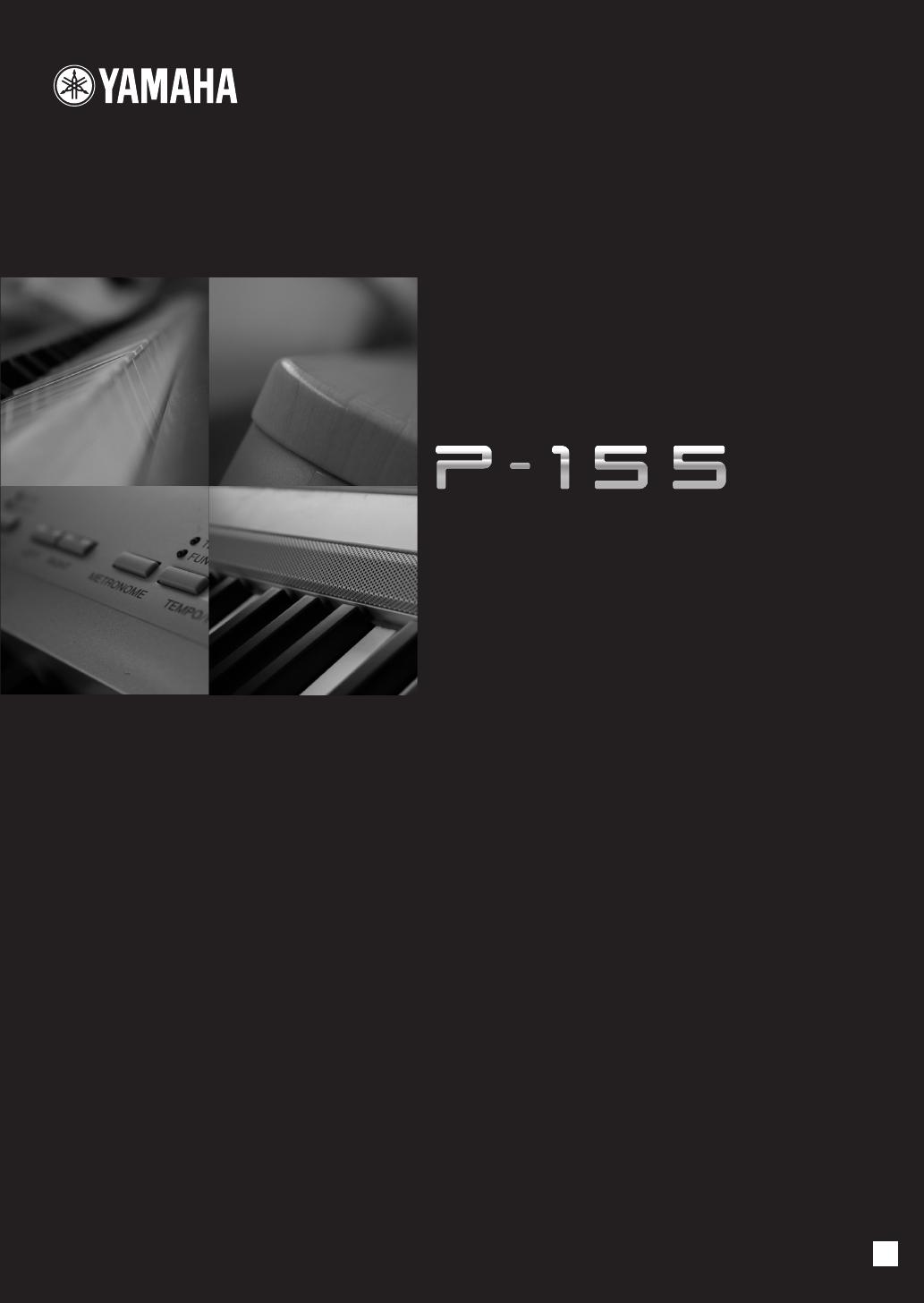 Yamaha P-155