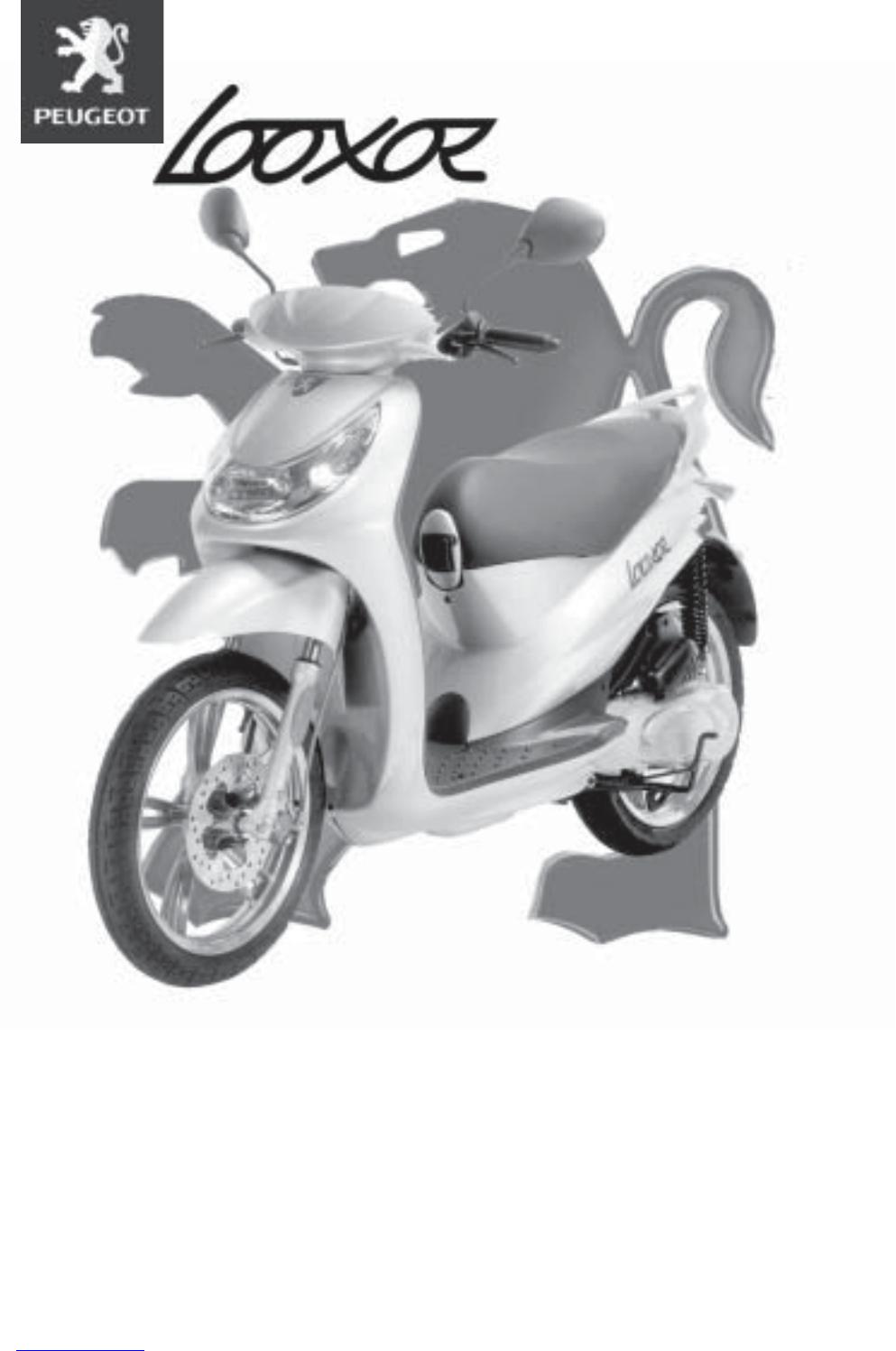 Peugeot Looxor 50