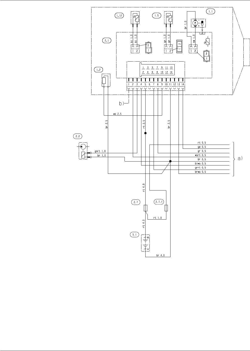 Niedlich Batterietrenner Schaltplan Ideen - Elektrische Schaltplan ...
