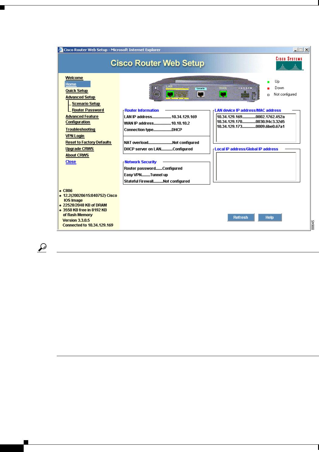 Handleiding Cisco SOHO 97 (pagina 2 van 8) (English)