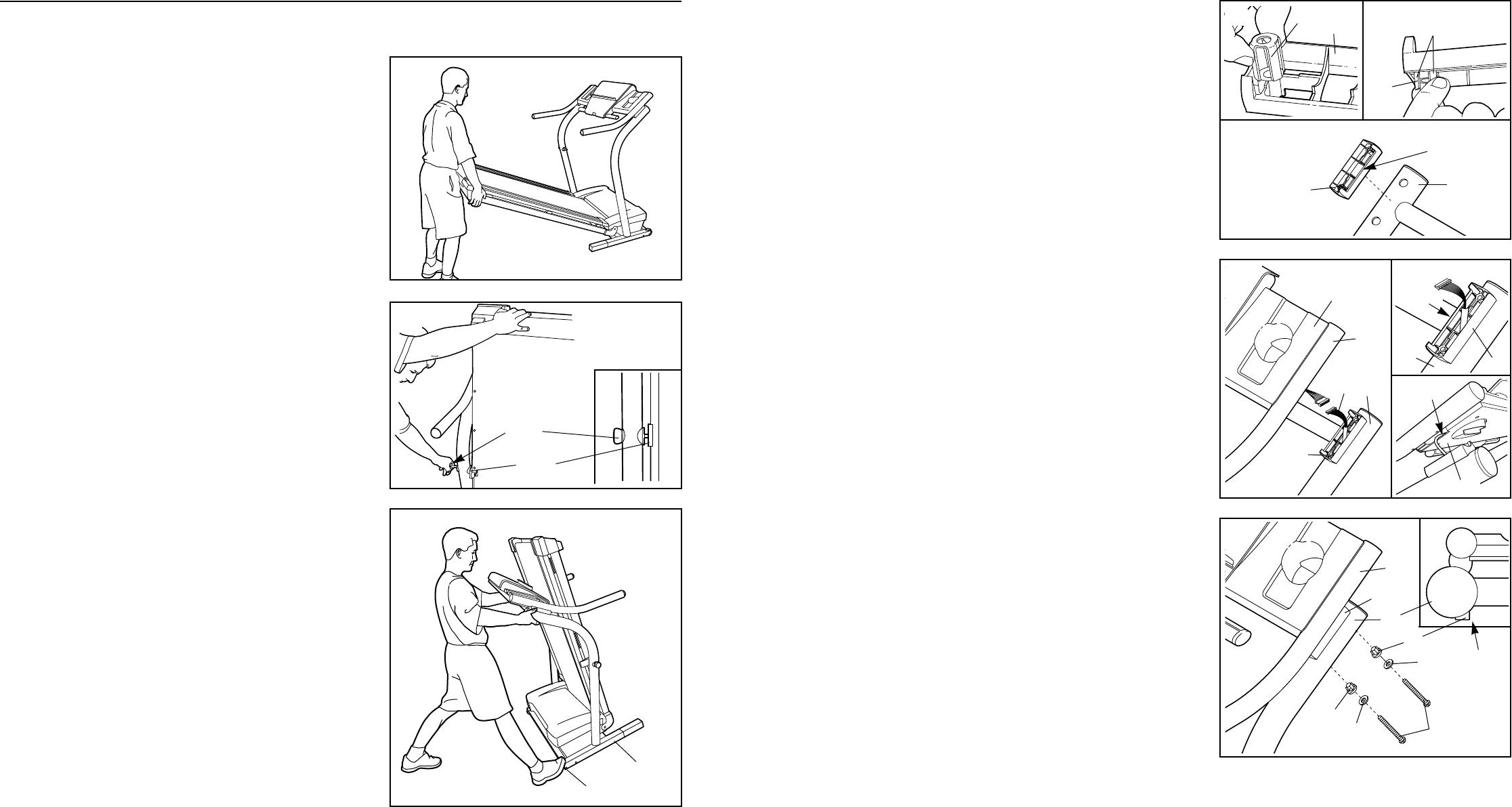 Nordictrack Exp1000 Wiring Diagram Electrical Diagrams Handleiding Exp 1000 Netl09910 Pagina 6 Van 17 English Exp1000s Treadmill Users Manual