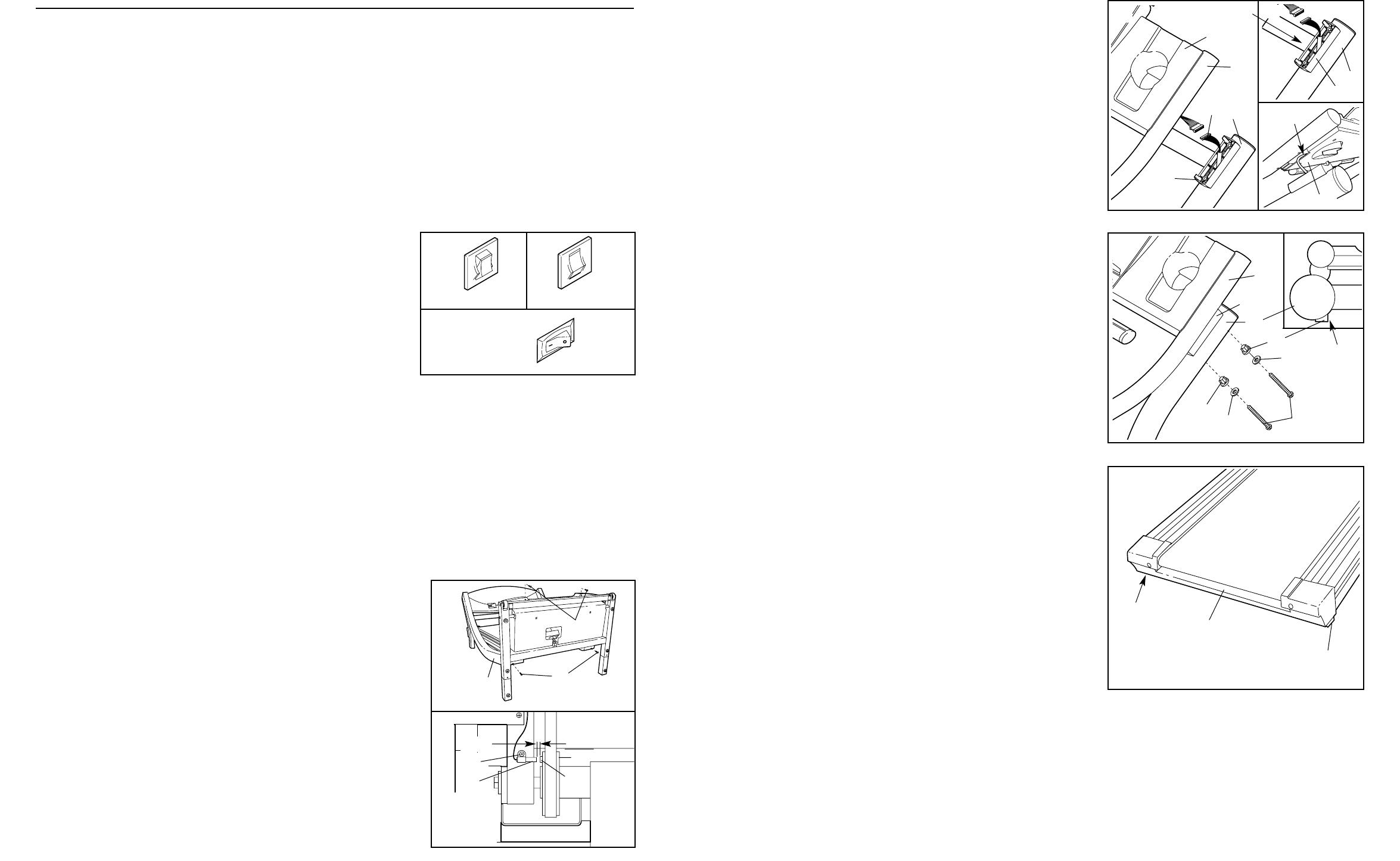 Handleiding NordicTrack EXP 2000 - NETL11900 (pagina 1 van 18) (Deutsch)