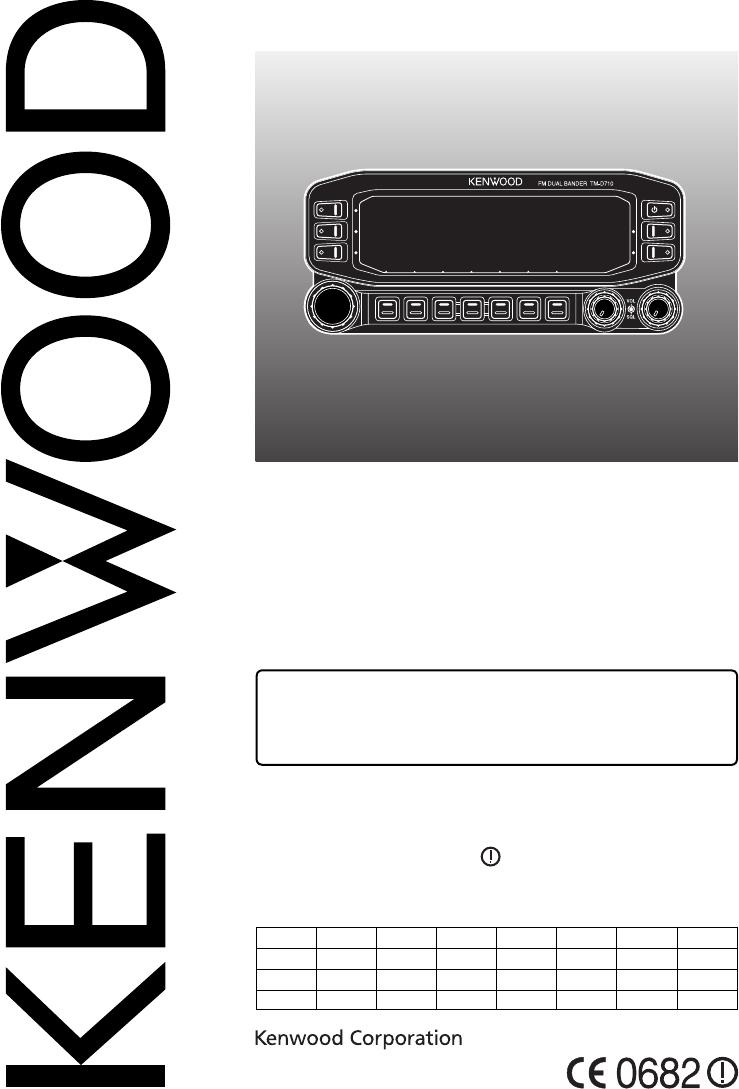 D710a manual