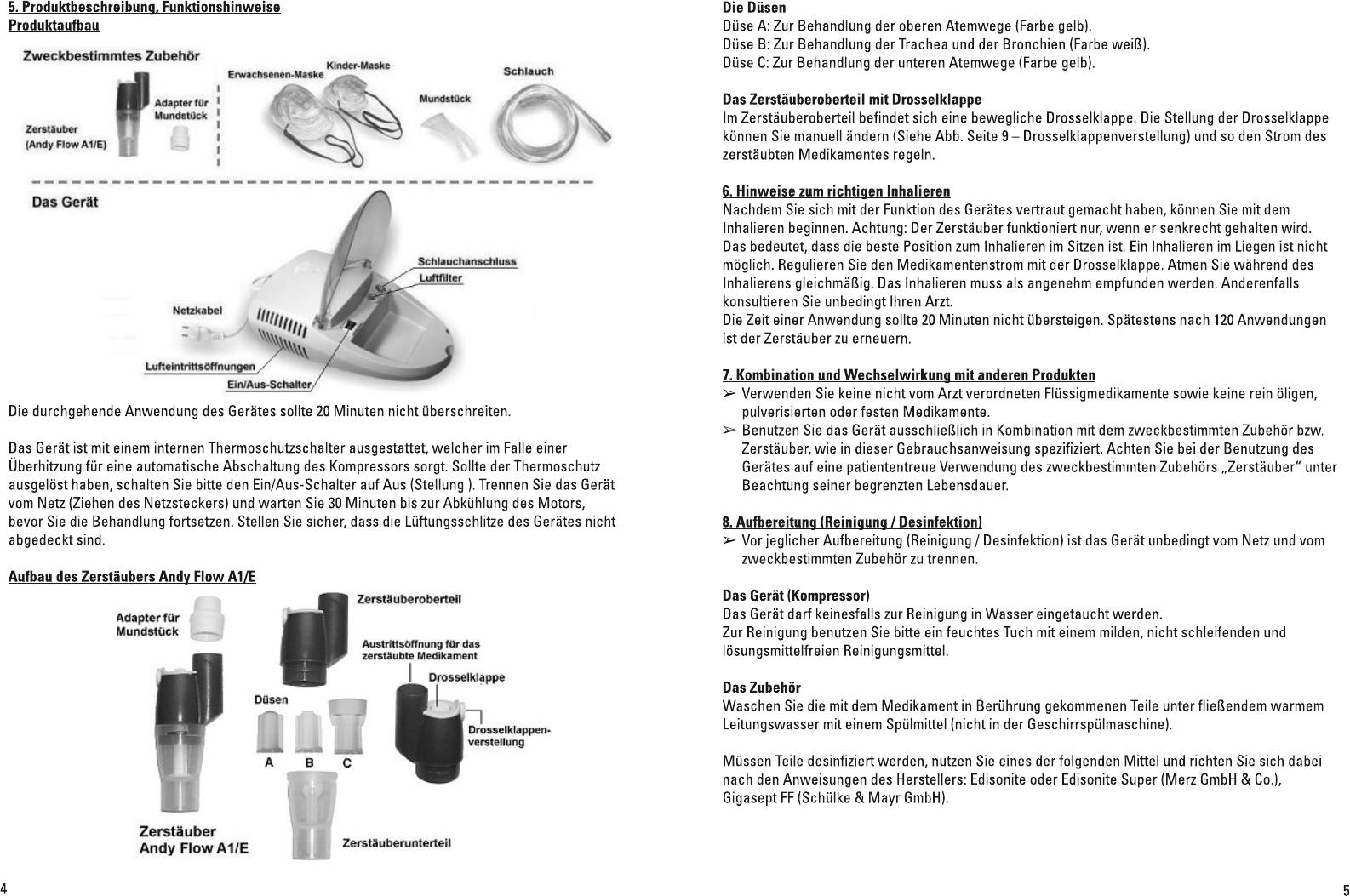 Handleiding Scala SC140 (pagina 3 van 28) (Deutsch, English, Espanõl ...