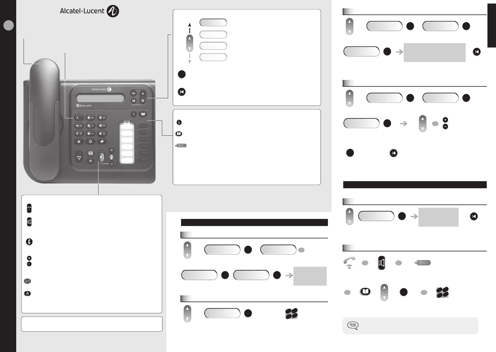 handleiding alcatel 4019 pagina 1 van 2 english rh gebruikershandleiding com alcatel lucent telephone 4019 manual alcatel lucent 4019 manuel