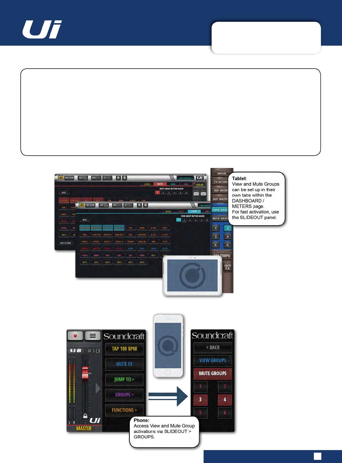 Handleiding Soundcraft UI16 (pagina 64 van 84) (English)