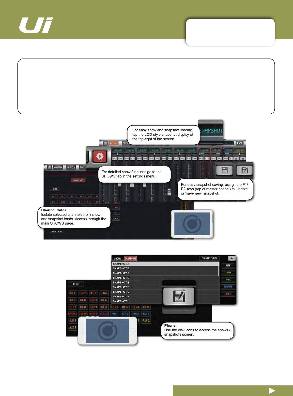 Handleiding Soundcraft UI16 (pagina 71 van 84) (English)
