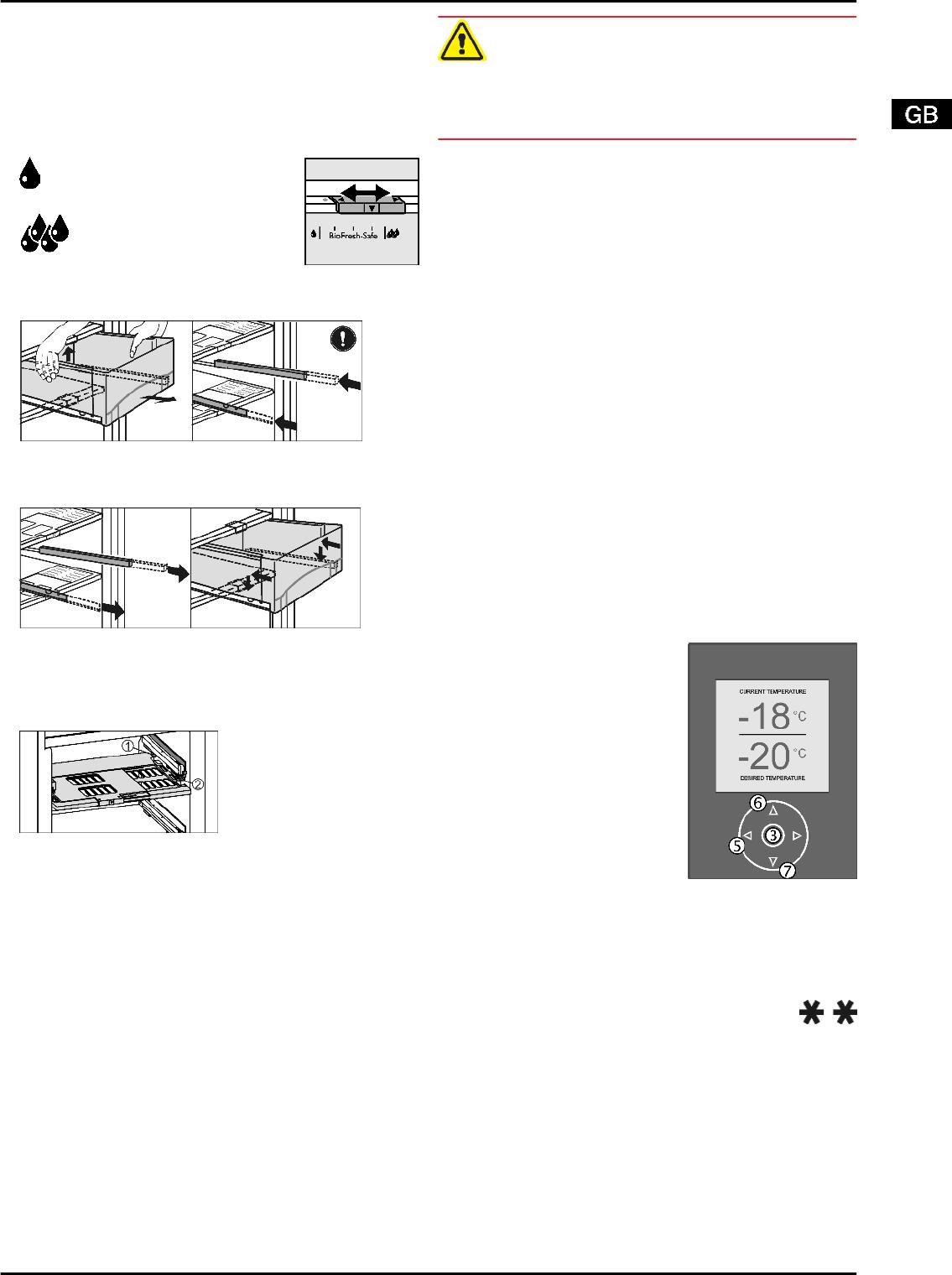 Handleiding Liebherr CBNES 3857 (pagina 19 van 26) (English)