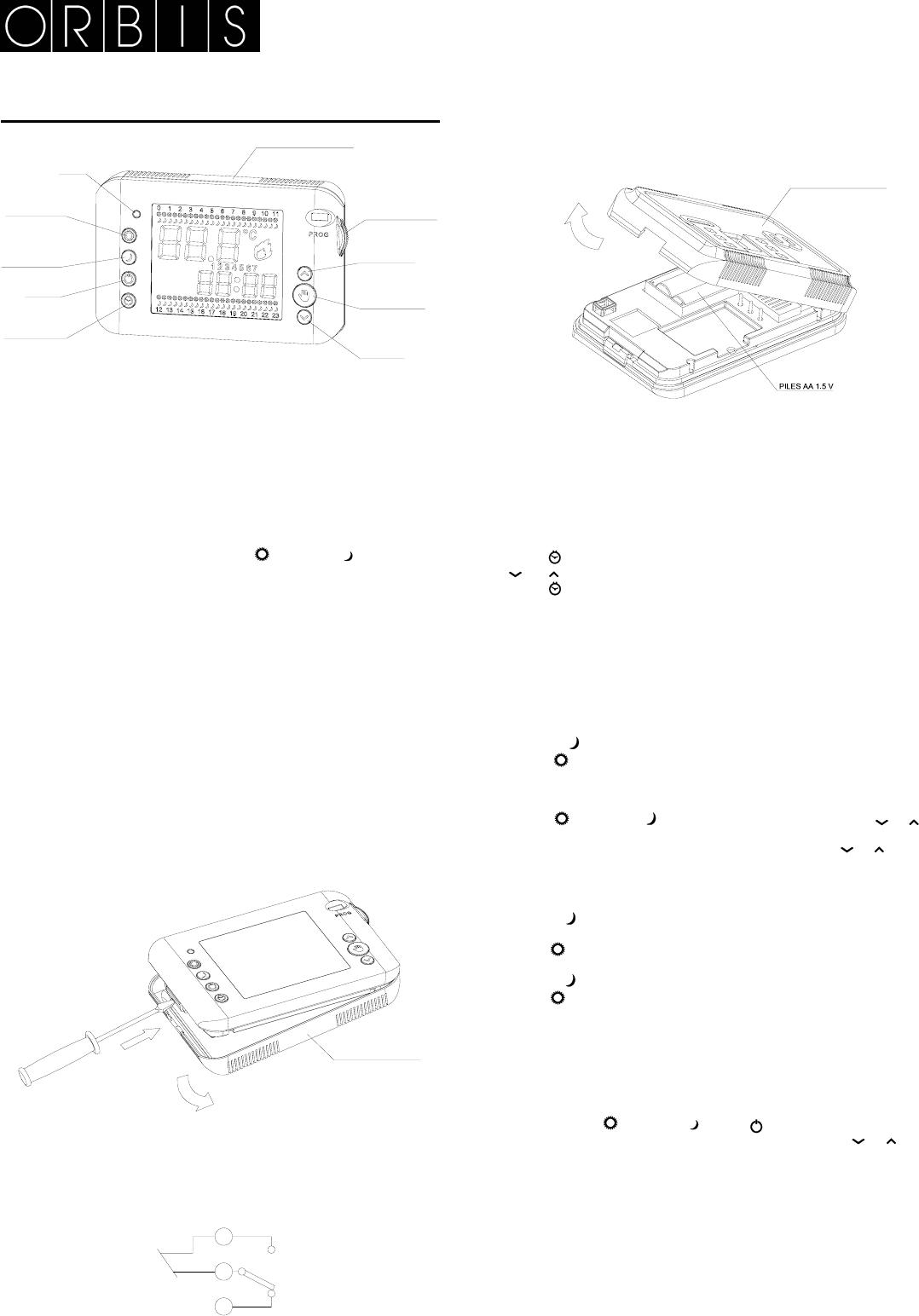 schema electrique passage a niveau