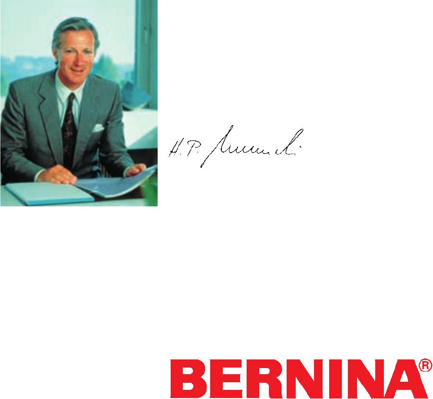 Handleiding Bernina Artista 200 (pagina 1 van 274) (English)