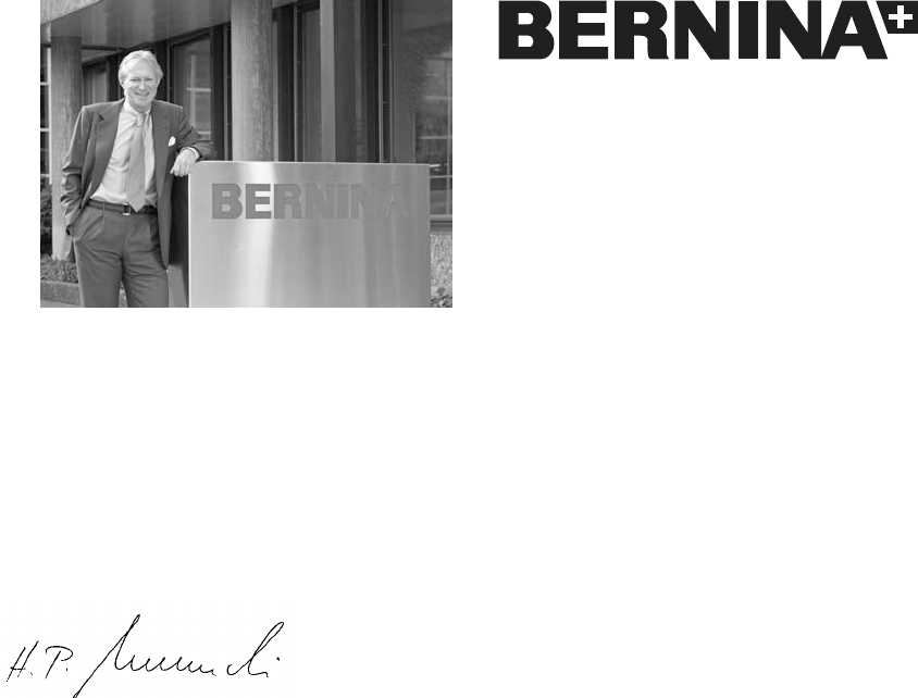 Handleiding Bernina Activa 210 (pagina 1 van 36) (English)