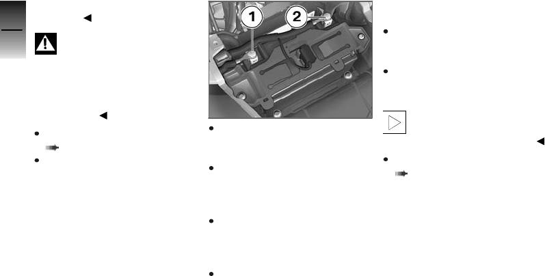Handleiding Bmw F 650 Gs 2007 Pagina 120 Van 163 Nederlands