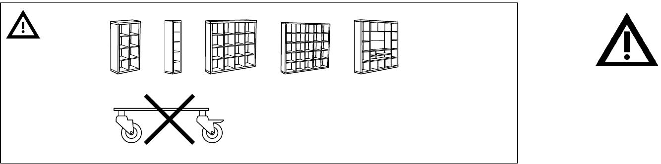 Handleiding Ikea 70301537 Kallax Open Kast Pagina 2 Van