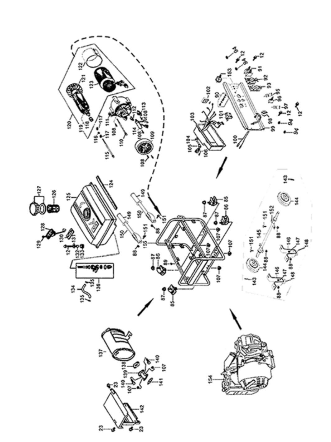 Handleiding Duromax XP4400E (pagina 29 van 33) (English) on