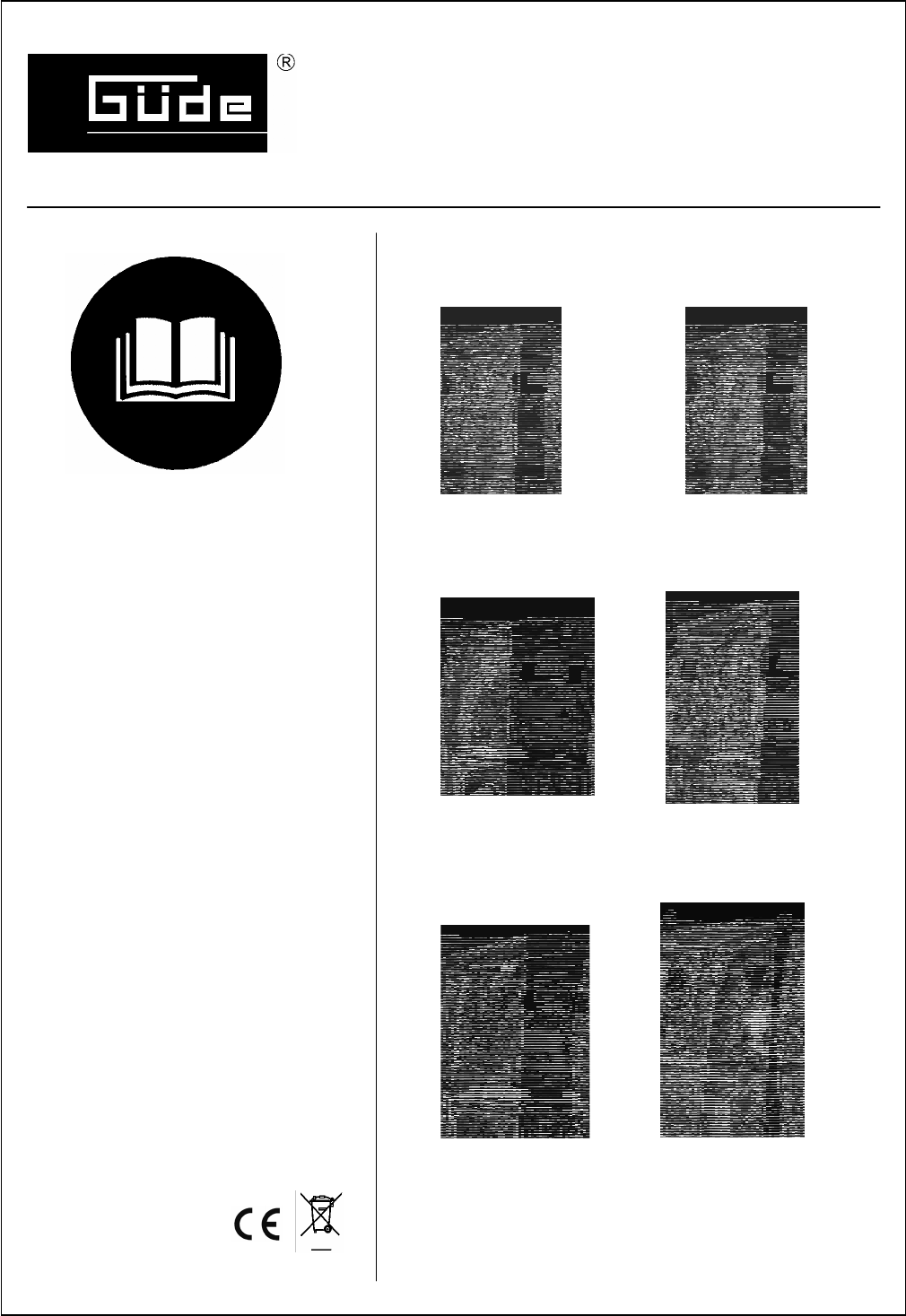 Handleiding Gude MIG 220 ZD 20040 (pagina 10 van 106) (Deutsch ...