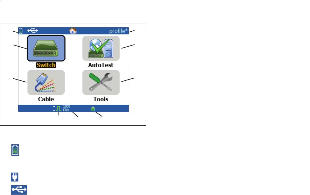 Handleiding Fluke networks LinkRunner AT 2000 (pagina 12 van 36