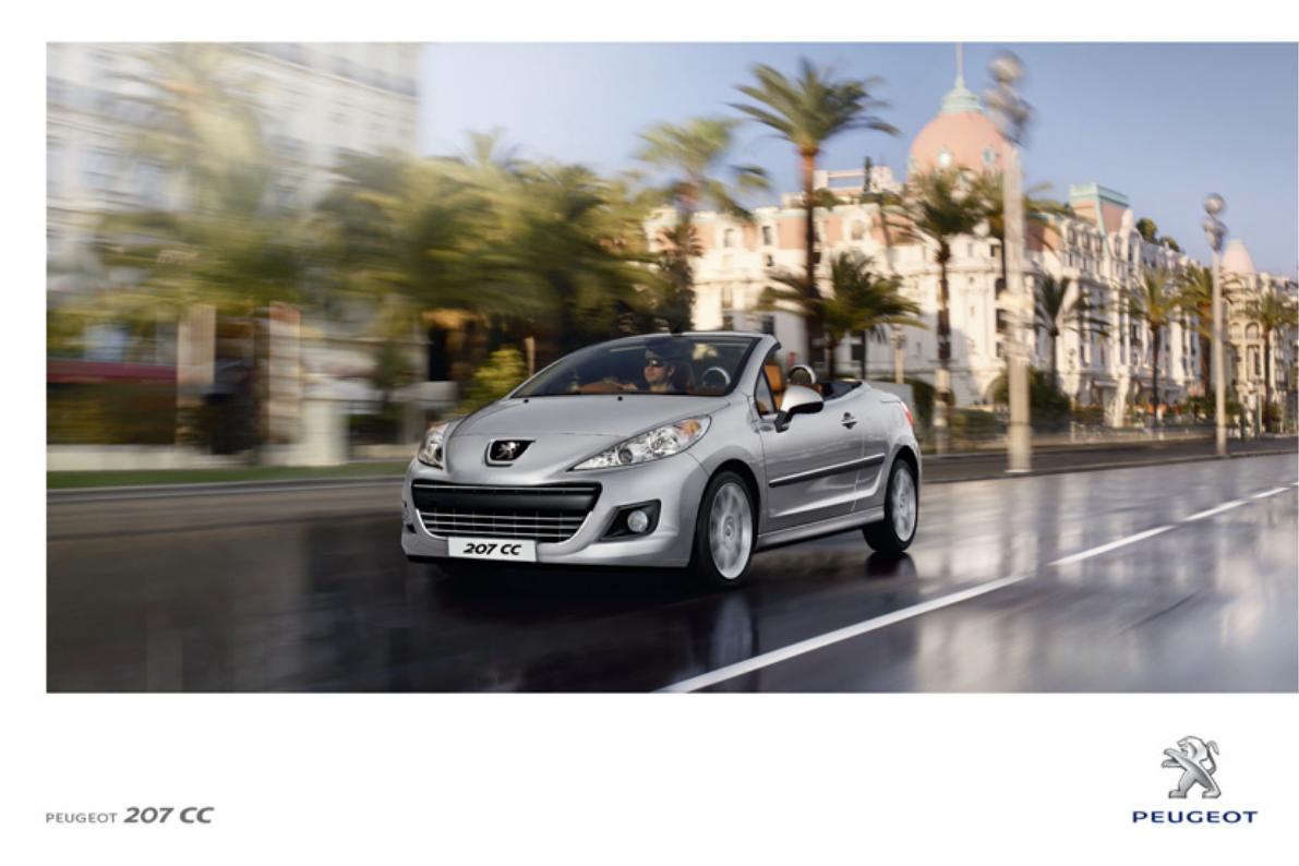 Handleiding Peugeot 207 Cc 2011 Pagina 140 Van 224 English Under Bonnet Fuse Box