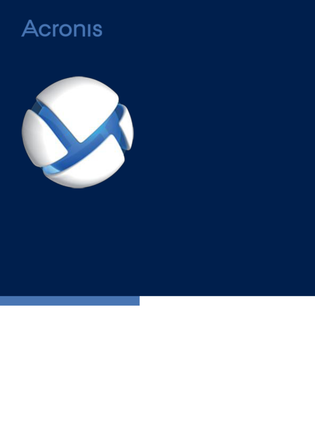 acronis backup 11.5 trial