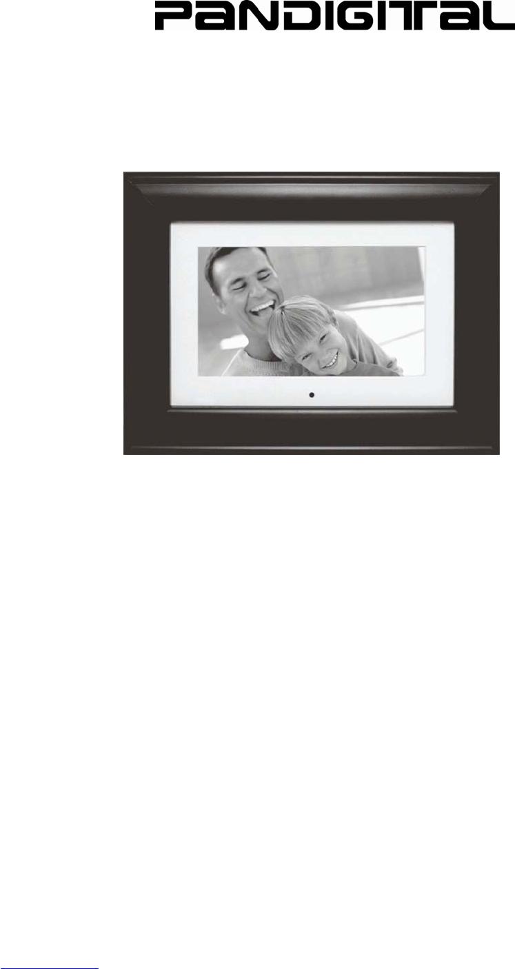 Handleiding Pandigital PI8004W01 - V5.2 (pagina 1 van 42) (English)